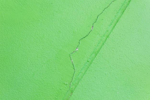 緑の壁の背景、セメントの背景