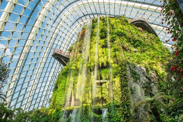 シンガポール旅行の概念