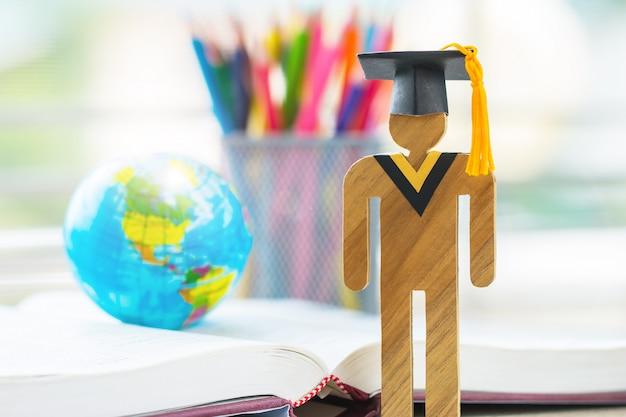 アメリカの教育知識学習留学国際的なアイデア。