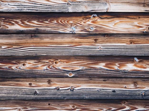 ヴィンテージの古い木材のテクスチャ