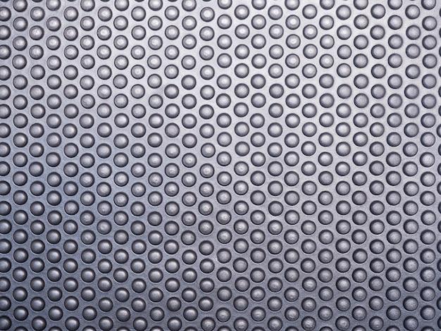 Черный резиновый коврик