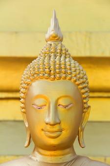 タイの仏像ゴールデン像仏像