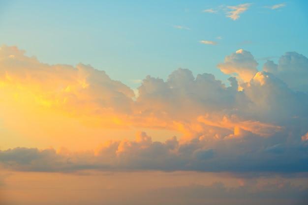 Драматические фоны неба
