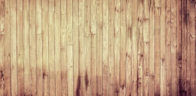 シームレスな古い木製の壁のテクスチャ