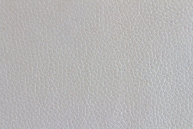 ホワイトレザーのソファーの質感