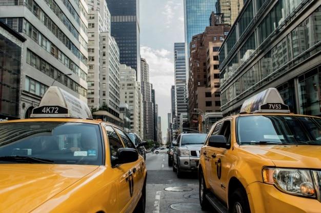 Типичные такси