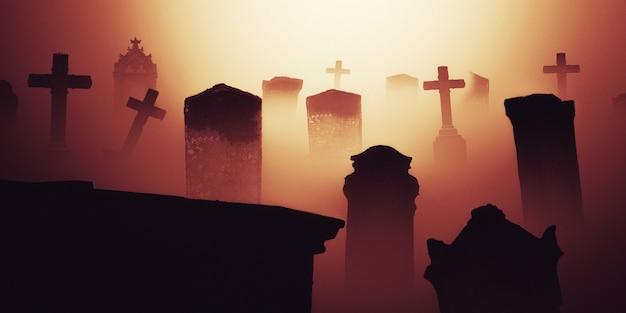 Хэллоуинская надгробная плита