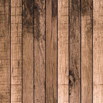 ヴィンテージ古い茶色の木の正方形の背景テクス