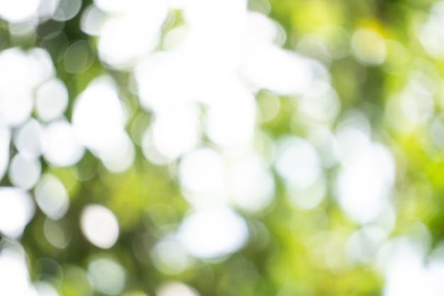 緑の抽象的な背景。