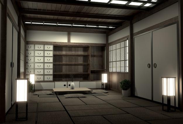 Оригинальный номер в японском стиле