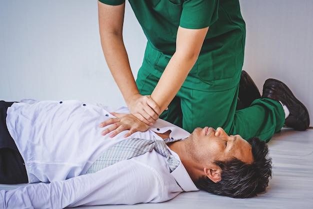 Первая помощь при чс при сердечном приступе
