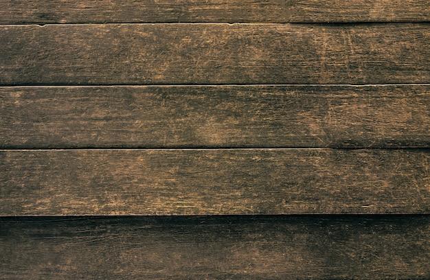 グランジ古い茶色の木目テクスチャ。抽象的な背景、
