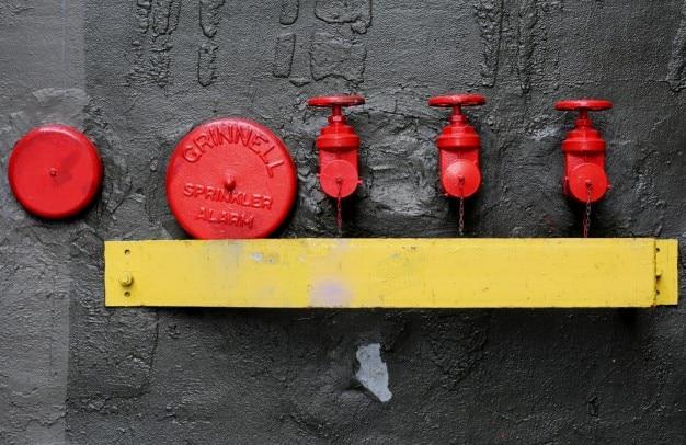 Улица пожарный гидрант