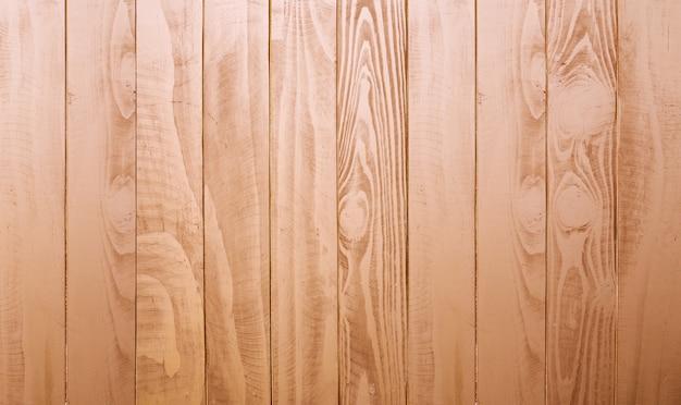 背景、茶色の木の板の背景のテクスチャグランジ木製パネル。