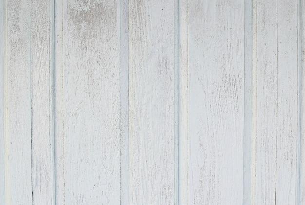 背景として白い柔らかい木の表面。ホワイトヴィンテージ風化させた木の質感。