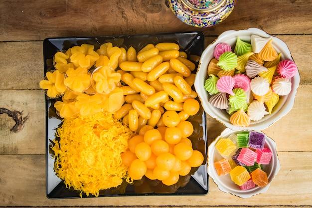 タイのデザート