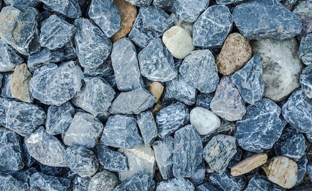 背景として岩のテクスチャを閉じる