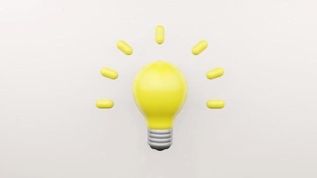 モダンな白熱電球