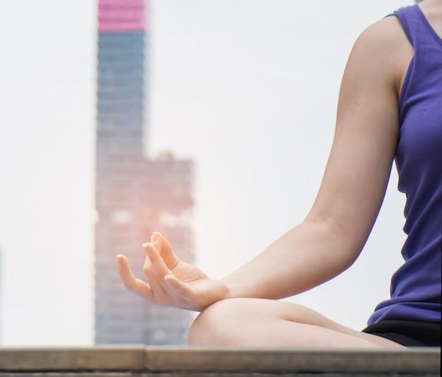 Медитация.