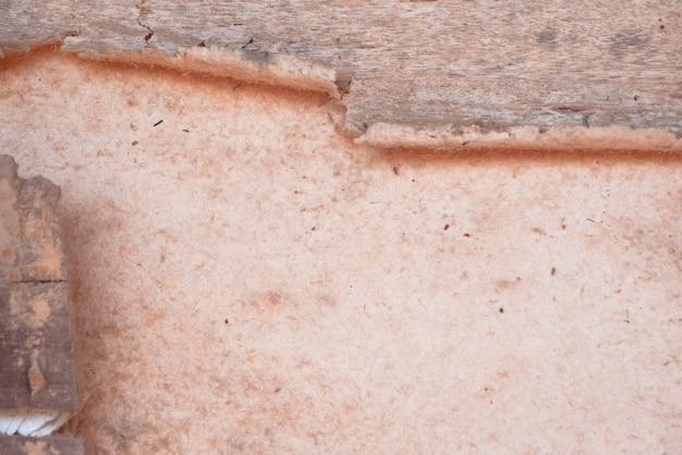 背景と古い木製の壁の質感