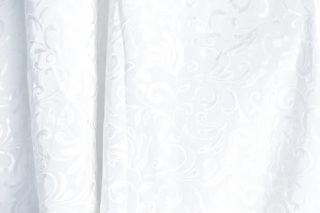 滑らかな抽象的な白と灰色の背景