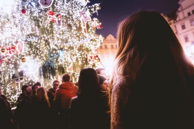 Рождественские рынки в центре города