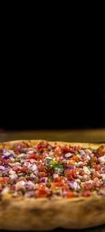 ピザブラジル料理