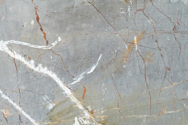 自然な灰色の大理石の表面の質感。