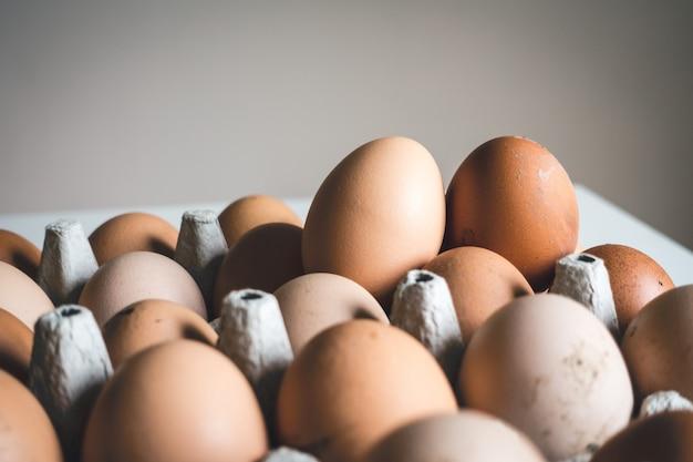 Ящик яиц