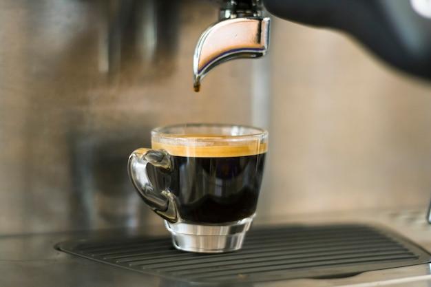 Эспрессо из кофе