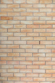 テクスチャの茶色のレンガと石の壁の背景