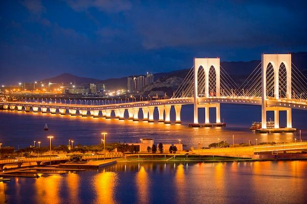 マカオのサイヴァン橋