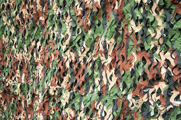 ミリタリーテクスチャ(茶色、黒、湿地、緑の色)