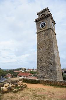 ゴール、スリランカのアントニス記念時計塔