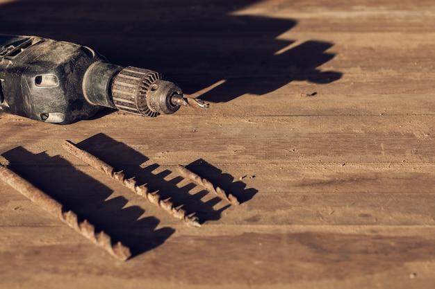 各種の掘削用ドリル