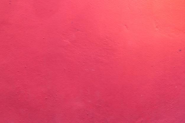 クローズアップ鮮やかな鮮やかな赤塗られた表面の壁の装飾詳細な背景