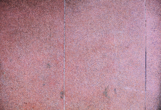 クローズアップ古い高齢者の伝統的なアジア熱帯赤い色グランジ大まかなテクスチャコンクリート石造り壁の建物の背景