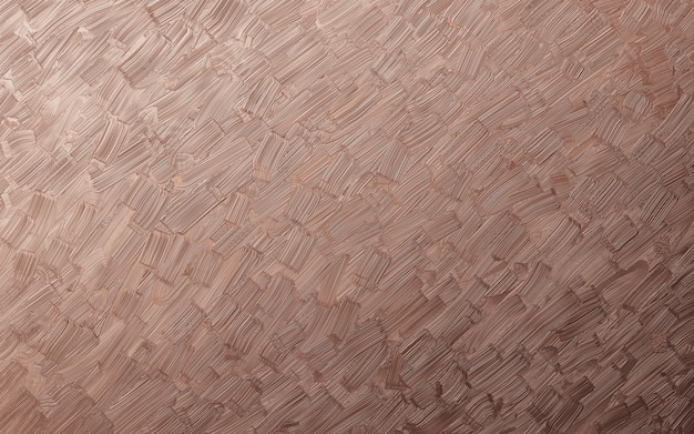 Медный цвет кисти текстуры фона