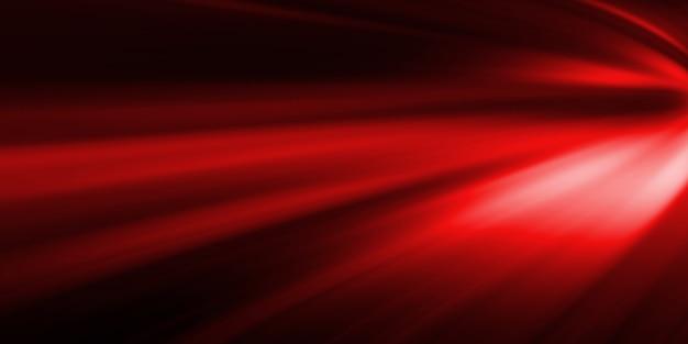 抽象的な赤いスピードの動きの背景