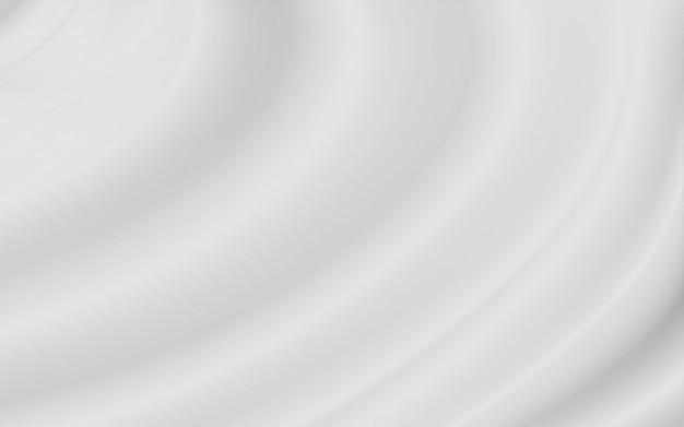 Белый роскошный фон ткани