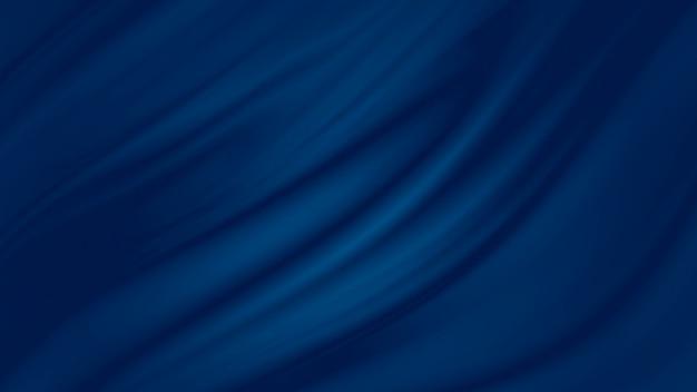 Классический синий фон ткани