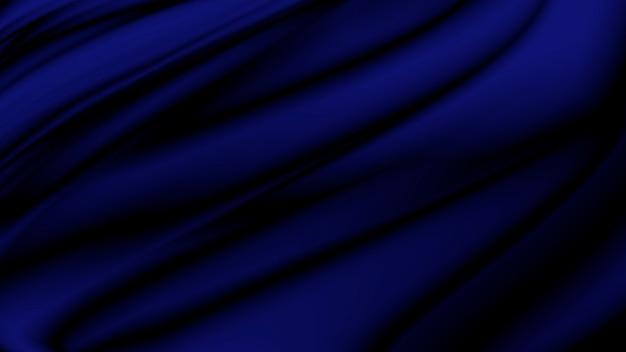 Синяя ткань фон