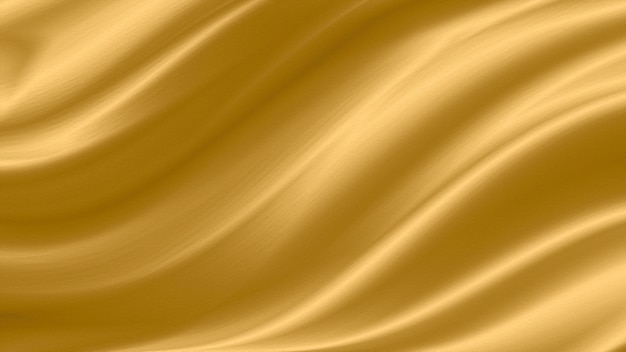 Золотой роскошный фон ткани