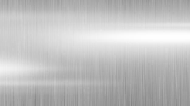 Серебряная металлическая текстура фон