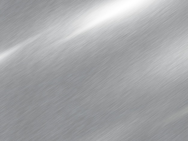 銀の金属のテクスチャ背景イラスト