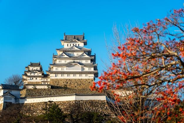 日本で最も古い城のひとつ、姫路の城