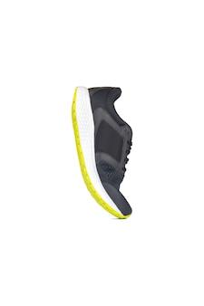 実行中のスニーカーの靴の分離