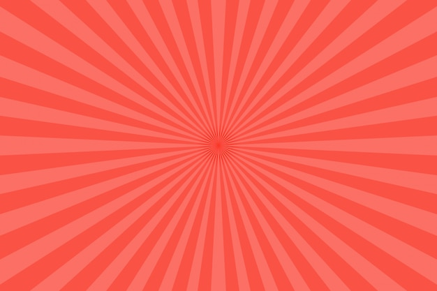 赤い光線の背景