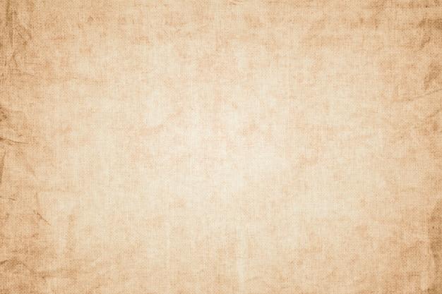 しわくちゃグランジビンテージレトロな紙のテクスチャ背景