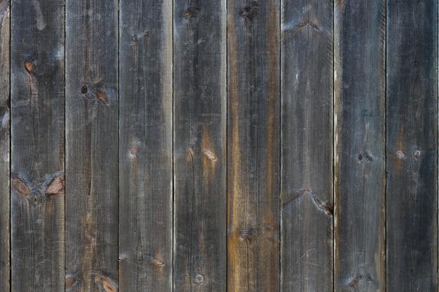 グランジダークウッドの板のテクスチャ背景